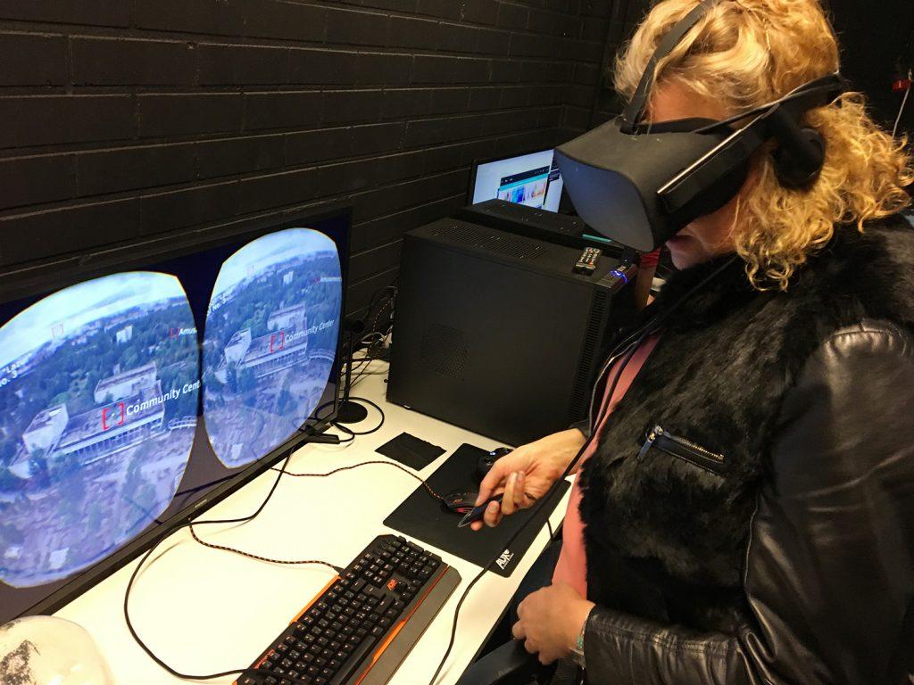 Virtuaalikehitys vahvaa Kajaanissa