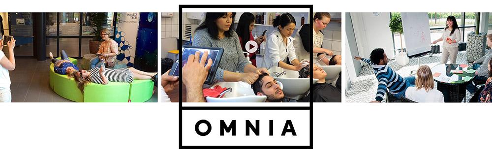 Mikä on Oppiva Omnia?
