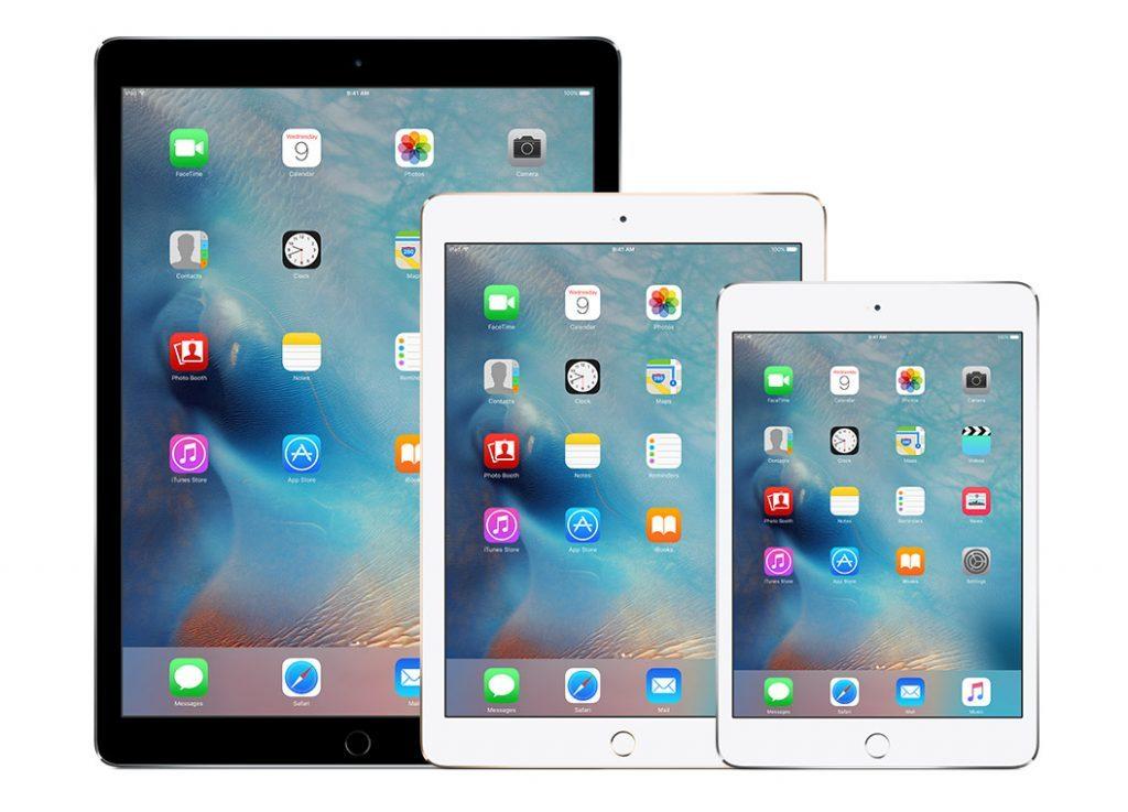 iPad perusteet