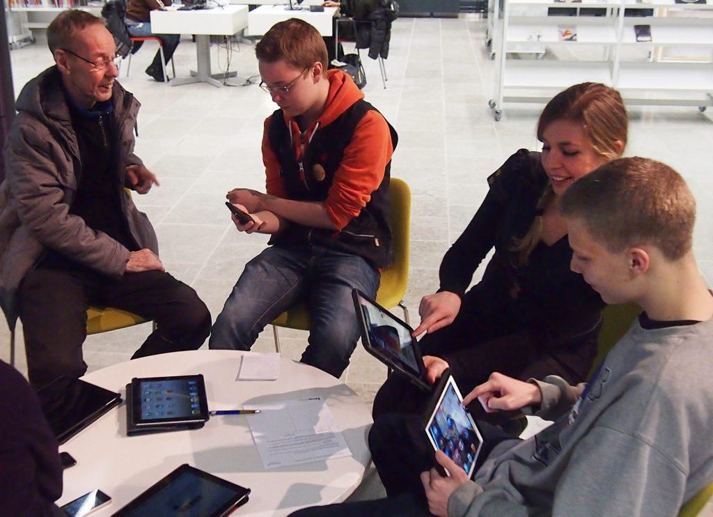Digitaalinen oppiminen Omniassa