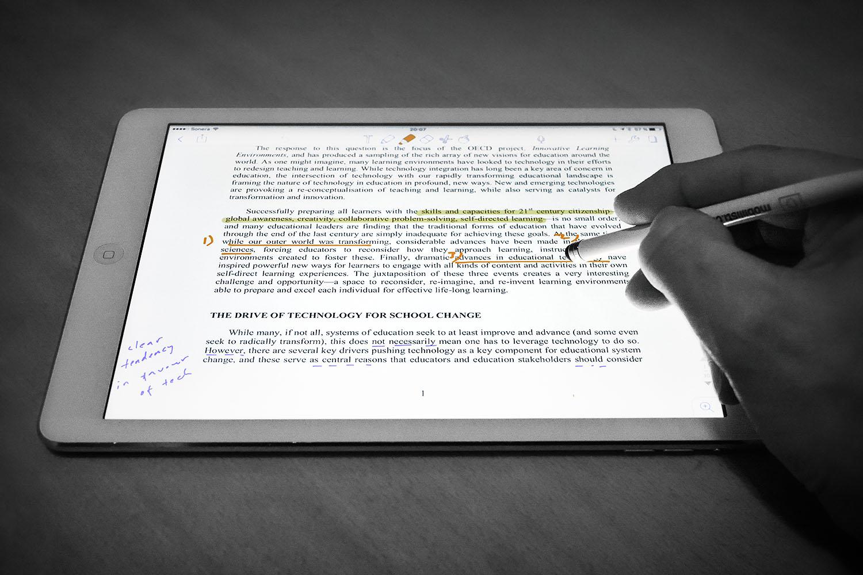 E-kirja eli sähköinen kirja kasvattaa suosiotaan