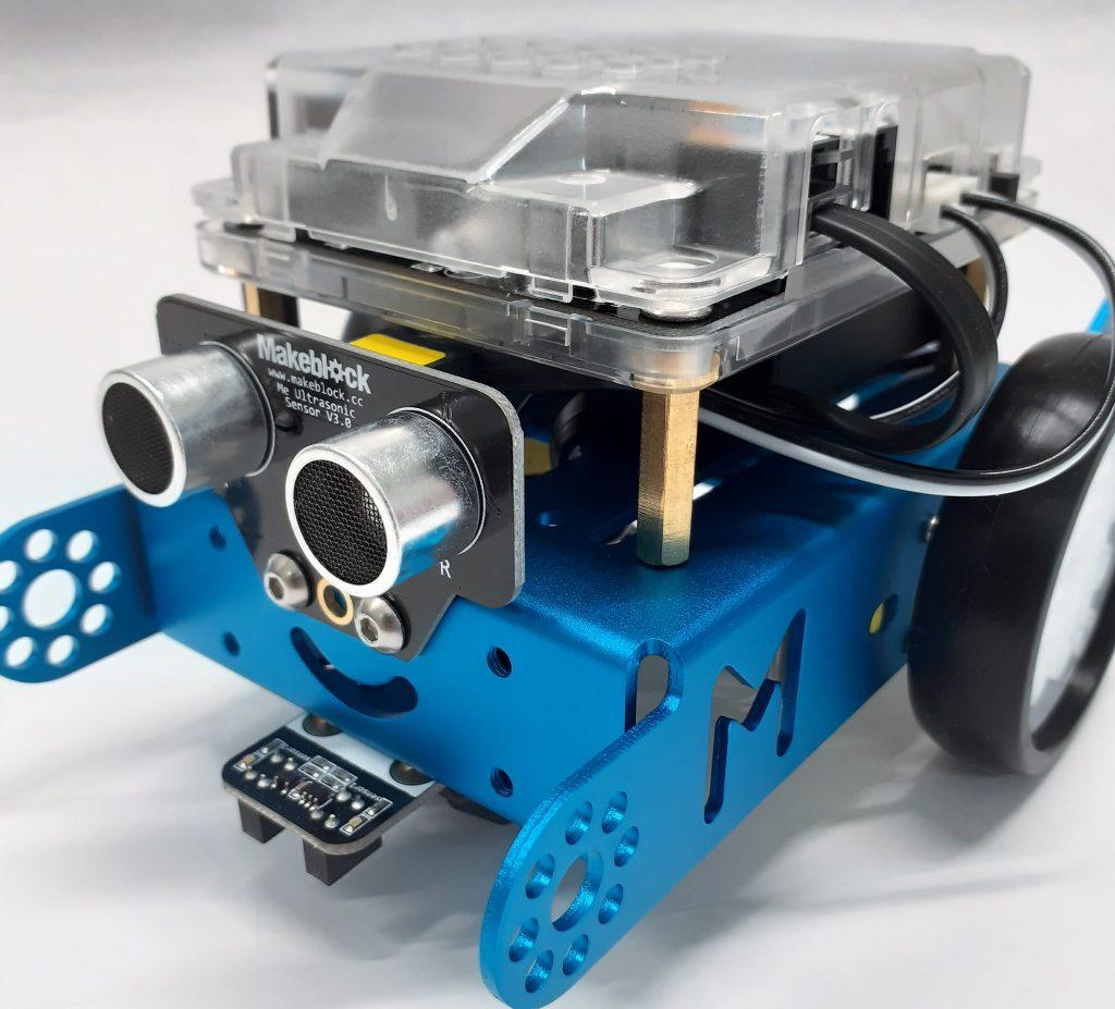 mBot-robotiikka