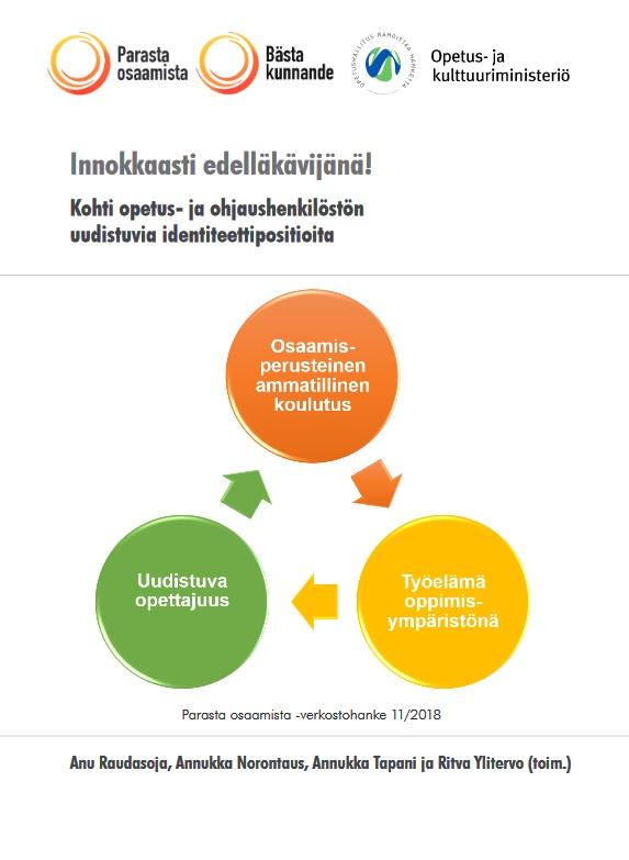 Uudistuva opettajuus - innokkaasti edelläkävijänä artikkelijulkaisu